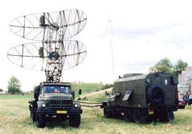 Россия развернула на Донбассе РЛС для захвата Украины