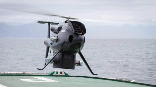 Опасные боевые дроны