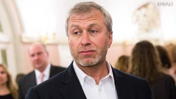 Абрамович может засудить конгрессмена Малиновски за пиар на русской теме