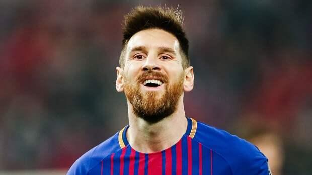 Дубль Месси помог «Барселоне» разгромить «Хетафе» в Ла Лиге
