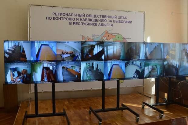 «Презентация Центра общественного видеонаблюдения»