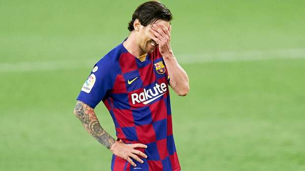 Болельщики «Барсы» не считают Месси игроком сезона. Это очередной звоночек для Лео и клуба