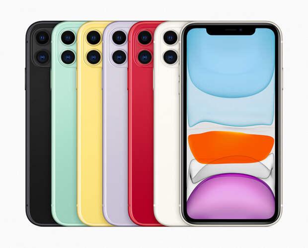 iPhone 11 по-прежнему продаётся лучше, чем любая модель iPhone 12