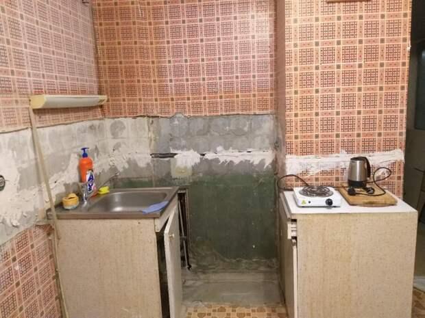 Полностью переделали старую кухню: получилось бюджетно, но красиво