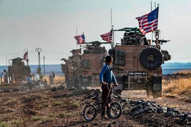 США доставили новую партию оружия на базу Аш-Шаддади в Сирии