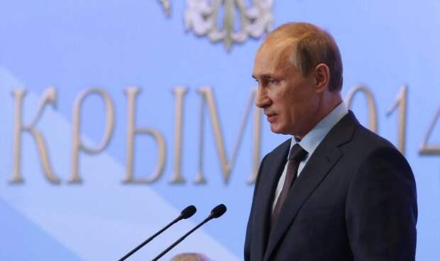 «Всё равно Крым не вернуть»: в Дании призвали признать полуостров за Россией