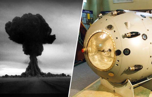Какую роль сыграли советские разведчики в создании ядерной бомбы в СССР