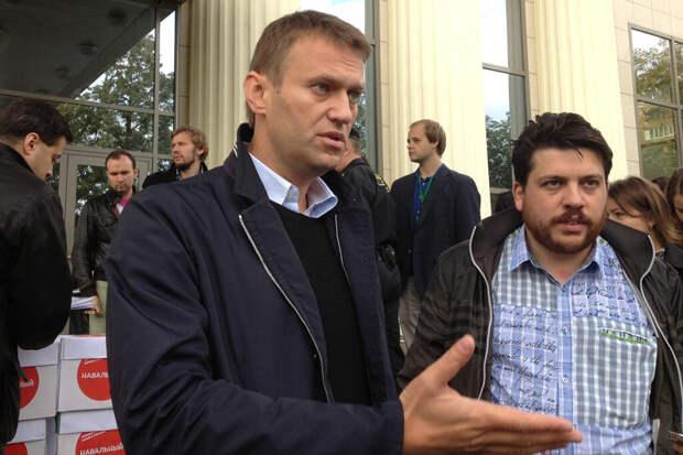 Против Навального и его соратников завели дело за создание ФБК*