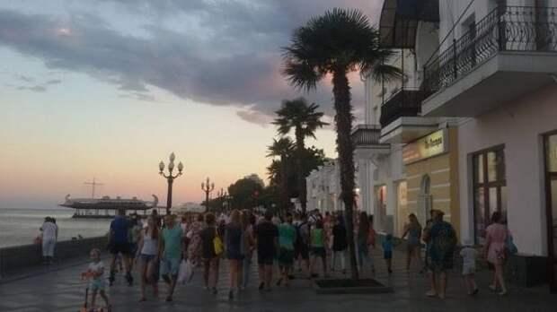 Взрыв мозга: Житель Киева опубликовал дневник о поездке в Крым