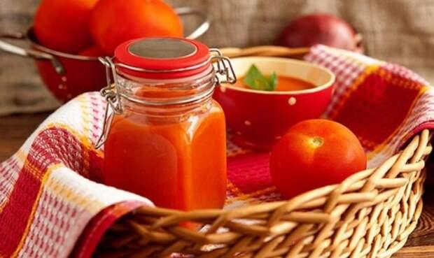 Соусы из помидор на зиму. 11 надёжных рецептов!