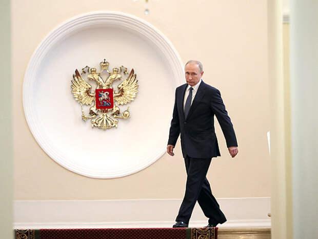 Как уйдет Владимир Путин