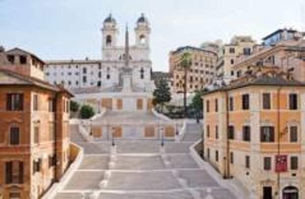 В Риме запретили продавать сувениры у достопримечательностей