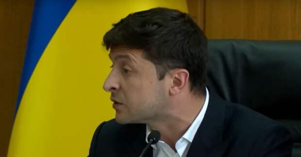 На Украине рассказали об ультиматуме Зеленскому от мировых лидеров