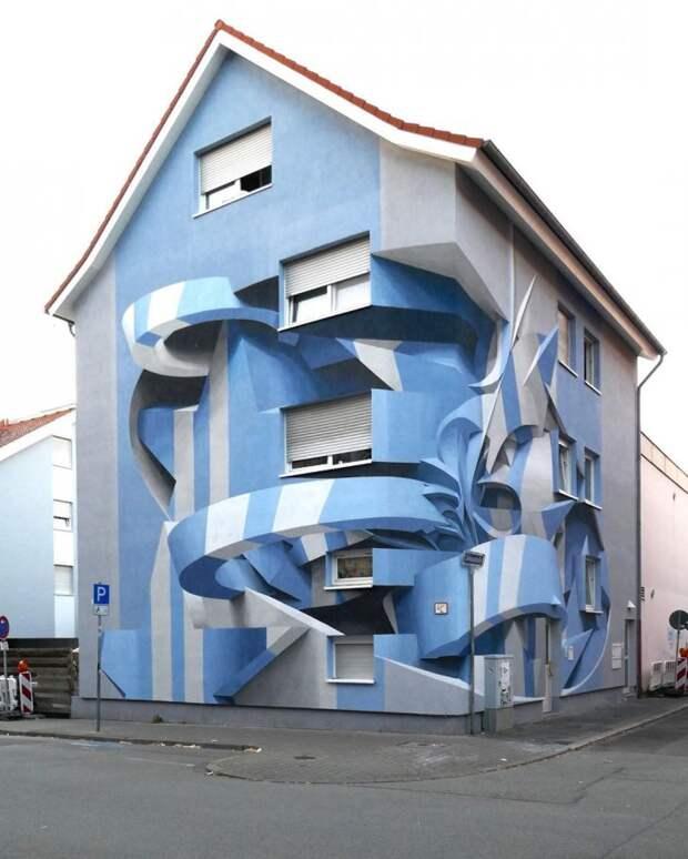 Дом оптических иллюзий