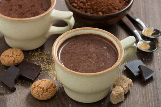 Какао для мозга. Неостывший напиток действует как лучший допинг