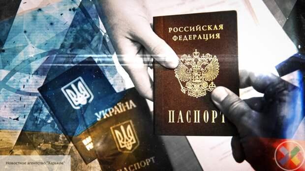 Климкин подтвердил, что украинцы в массовом порядке хотят стать гражданами России