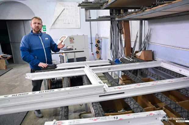 Вы точно этого не знали: как делают пвх-окна в Бобруйске. Репортаж с производства