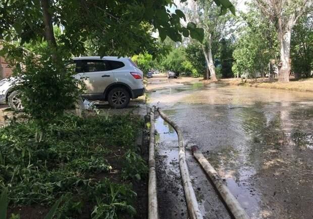 Сергей Аксенов рассказал, как устраняют последствия затопления в Керчи и Ялте