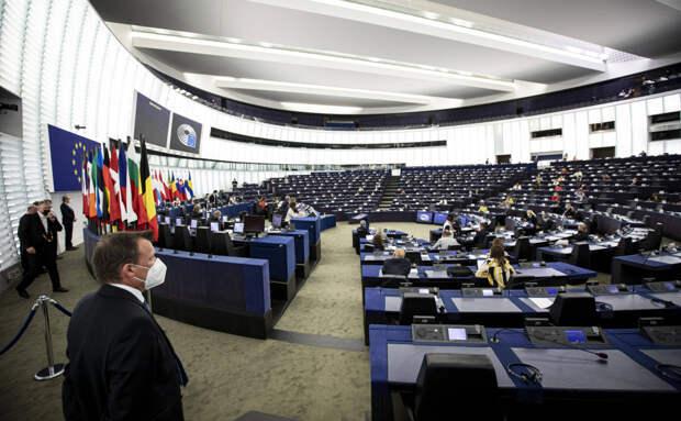 Европарламент утвердил резолюцию о жестких санкциях против Белоруссии