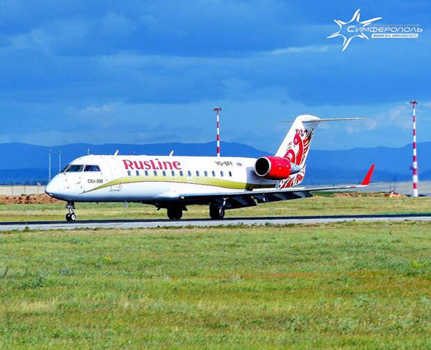 В июне в Крым пустят самолёты из Тамбова