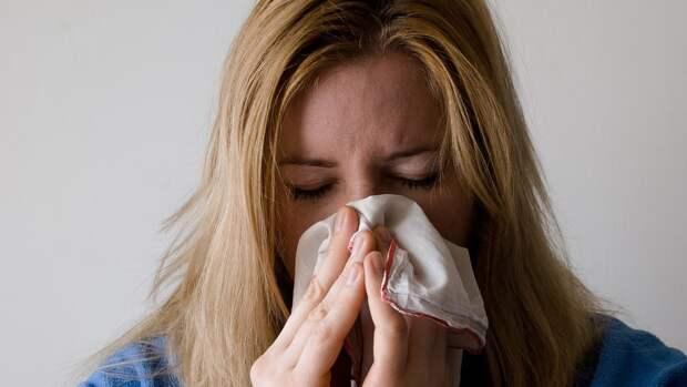 Врач рассказал, как спастись от сезонной аллергии