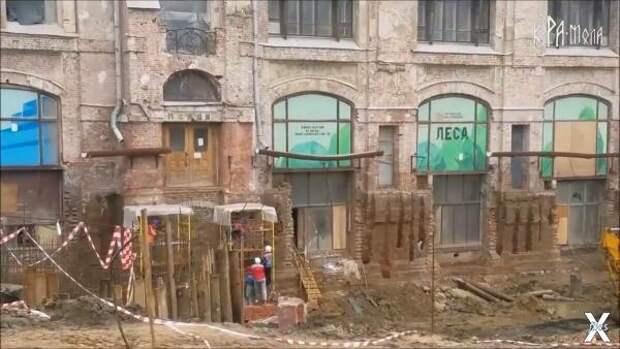 Реконструкция Московского политехниче...