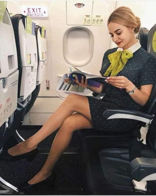 Ножки стюардесс. Подборка №chert-poberi-styuardessy-34370108022021