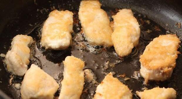 Куриные наггетсы больше не покупаю, готовлю сама!