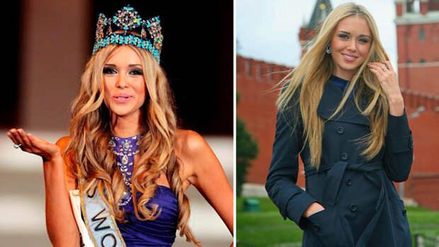 """Самые яркие участницы """"Мисс Мира"""" за 70 лет"""