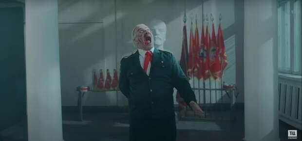Аглая Тарасова и Александр Ревва снялись в новом клипе Тилля Линдеманна