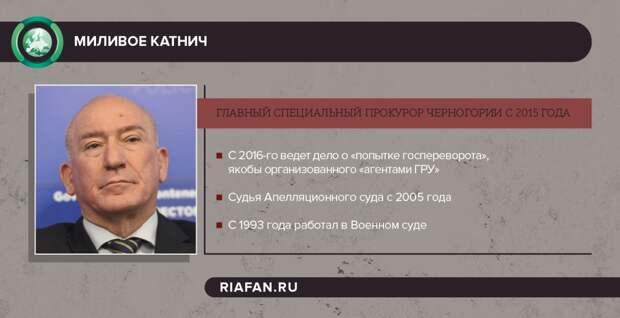 Спецпрокурор Миливое Катнич