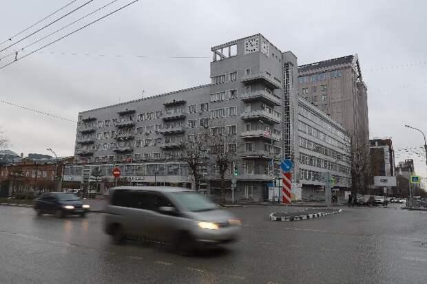 «Дом с часами» отреставрируют в Новосибирске