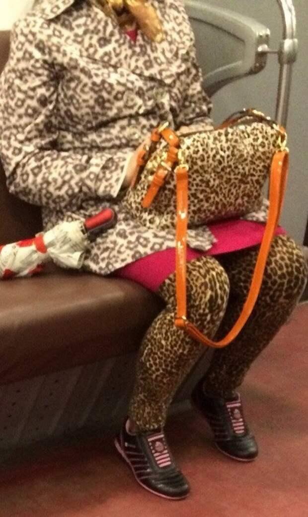Леопардовый принт интересное, мода, нулевые, прикол, смешное, фото