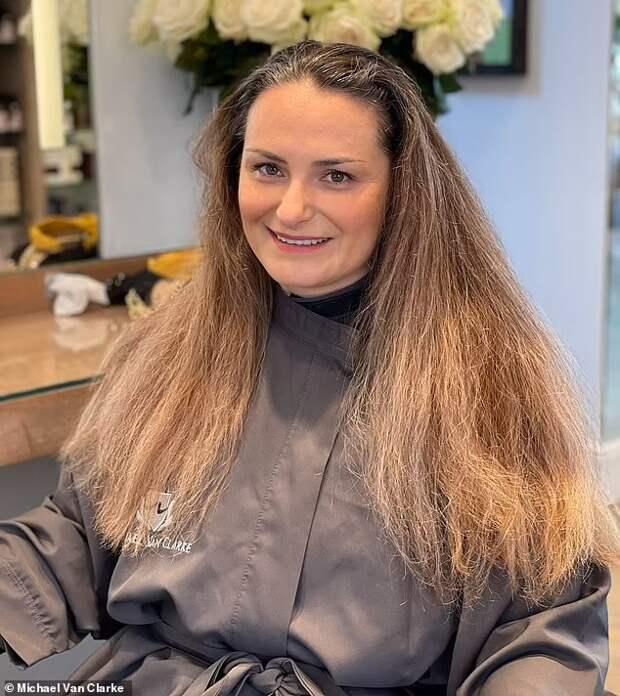 Знаменитый парикмахер показывает простые приемы, чтобы преобразить бесформенные волосы