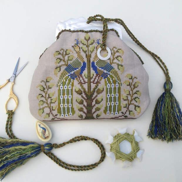 Кака сделать кошелёк с фермуаром своими руками или как оформить готовую вышивку. Мастер-класс
