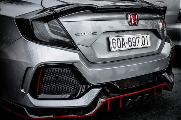 Honda представила мировой протатип Civic В 11 поколении!