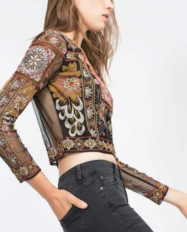 необычная прозрачная одежда тренд 2021