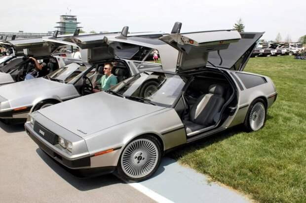 Автомобиль DeLorean из фильма «Назад в будущее»: интересные подробности о кинолегенде
