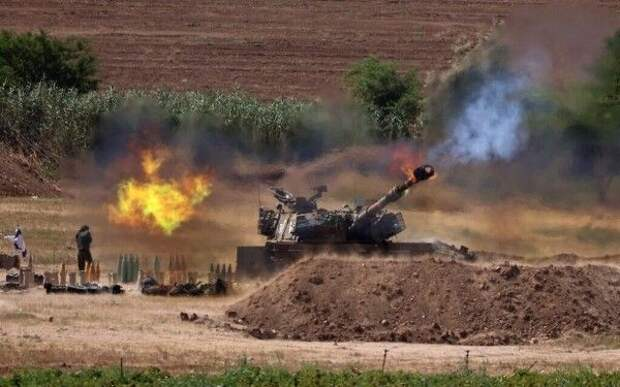 Стреляла не«Хизбалла»: Израиль прокомментировал инцидент награнице сЛиваном