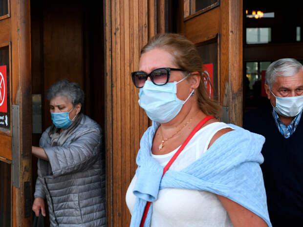 В Москве начали действовать новые меры против коронавируса: Общество:  Россия: Lenta.ru