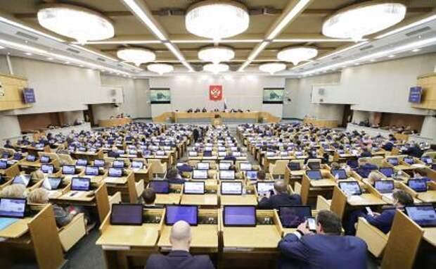 Агония власти перед выборами: Коммунисты о законах единороса Вяткина