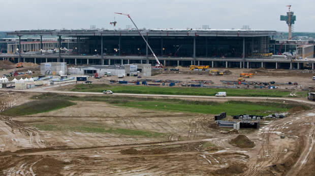 Строительство аэропорта Берлин-Бранденбург, 2010 год