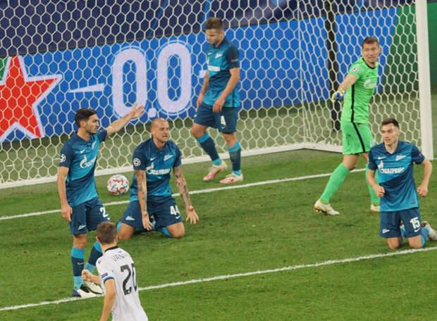 «Урал» выглядел на «Газпром-Арене» примерно так, как «Зенит» на стадионе «Ян Брейдел» в матче с «Брюгге»