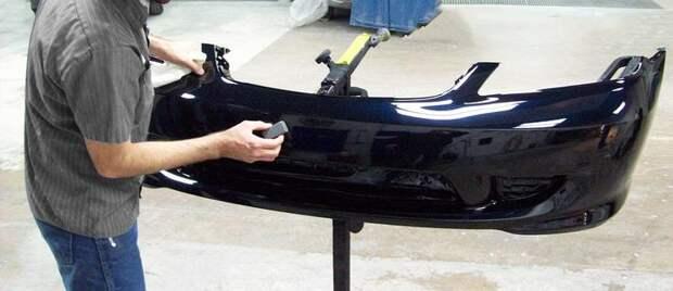 4 способа защитить бампер машины от повреждений
