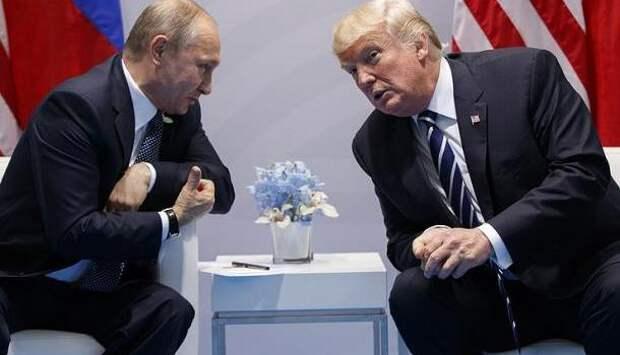 Встреча Владимира Путина и Дональда Трампа во Вьетнаме сорвалась | Продолжение проекта «Русская Весна»
