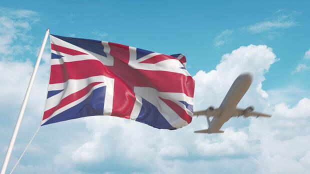 Россия снова приостановила авиасообщение с Великобританией