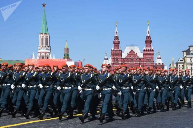 Парад Победы показал Западу, что Россия не допустит повторения событий ВОВ