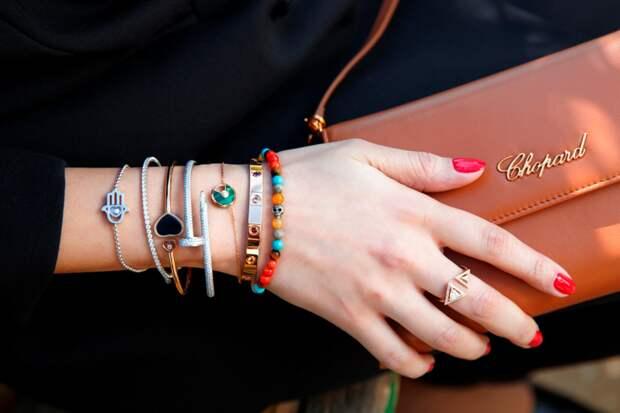 Какие браслеты будут в моде в 2021 году?
