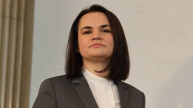 Тихановская вошла в список 100 молодых лидеров по версии Time