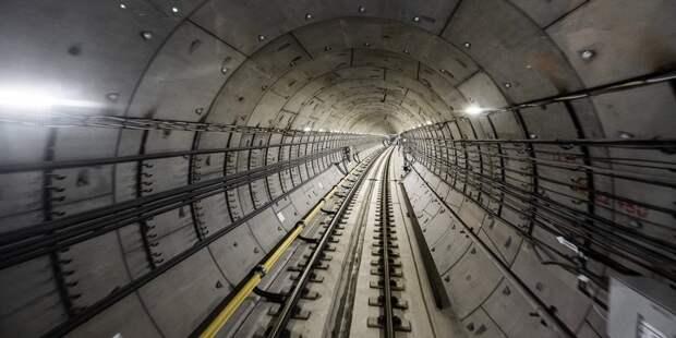 Линию метро через Строгино проложит щит «Натали»